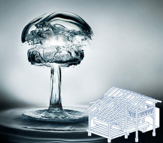 Būvkonstrukciju karš ar ūdeni